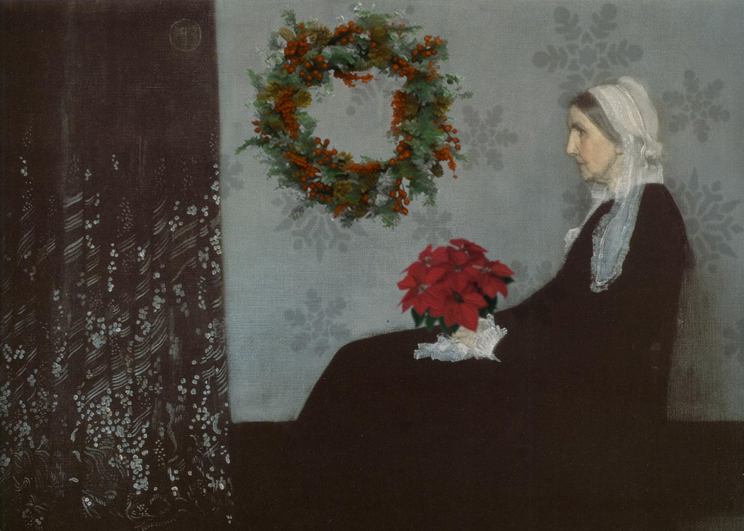 Holiday Whistlers Mother Front Final